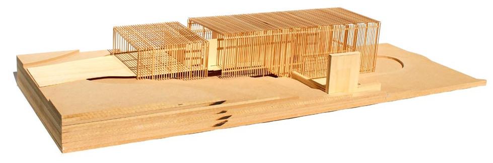 Case study Model: Peninsula House - Sean Godsell