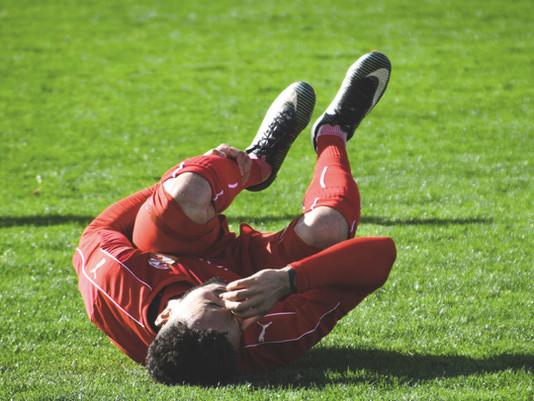 Lockdown vs the injured athlete