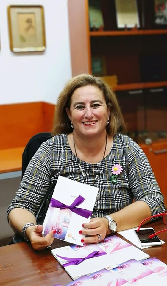 La Flor Herida Albertine Orleans