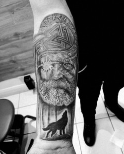 Odin Cover Up