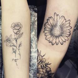 """Rose""""nan""""tribute/Sunflower"""