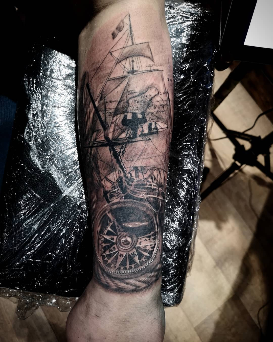 Mariner tattoo