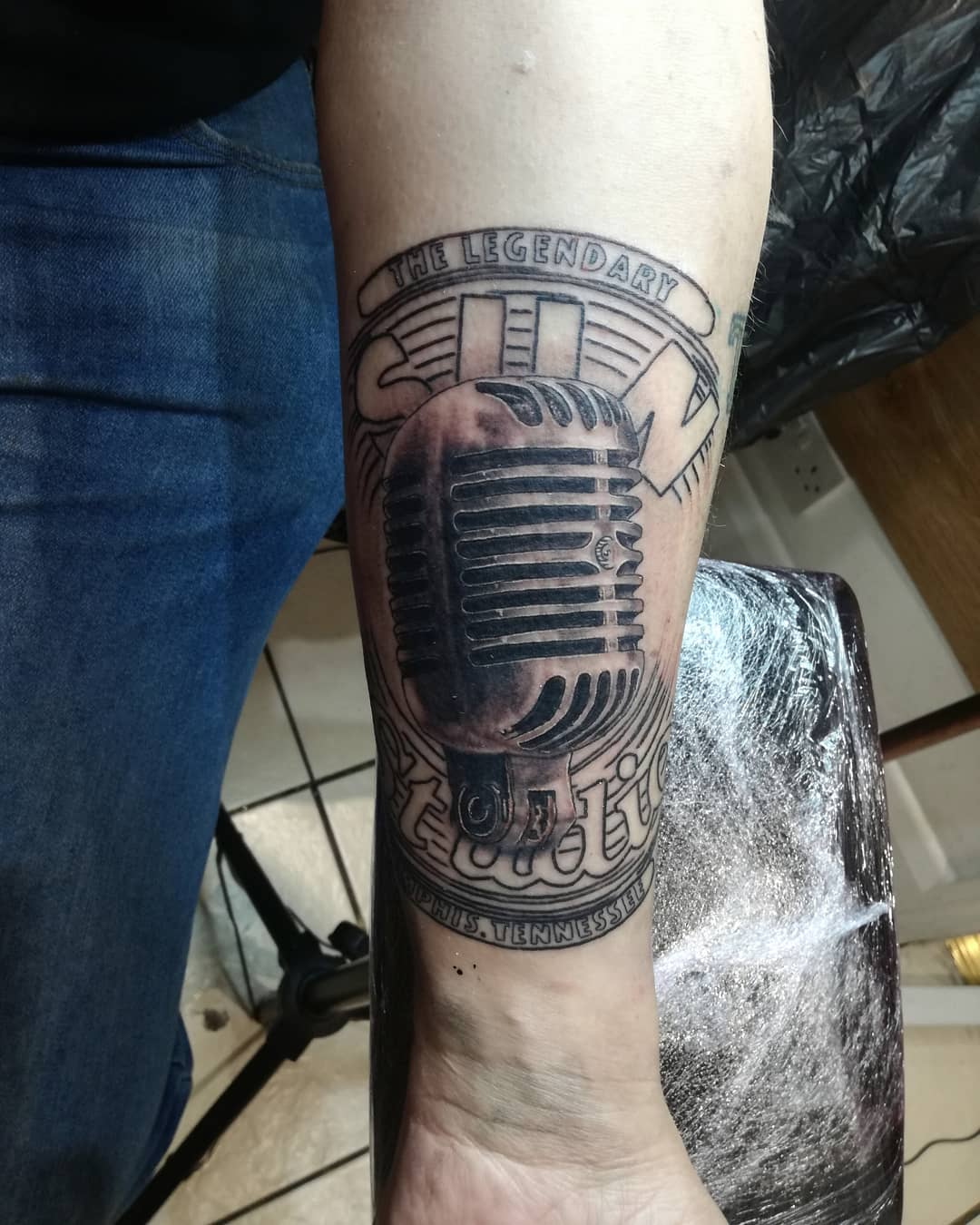 Sun Studio Microphone