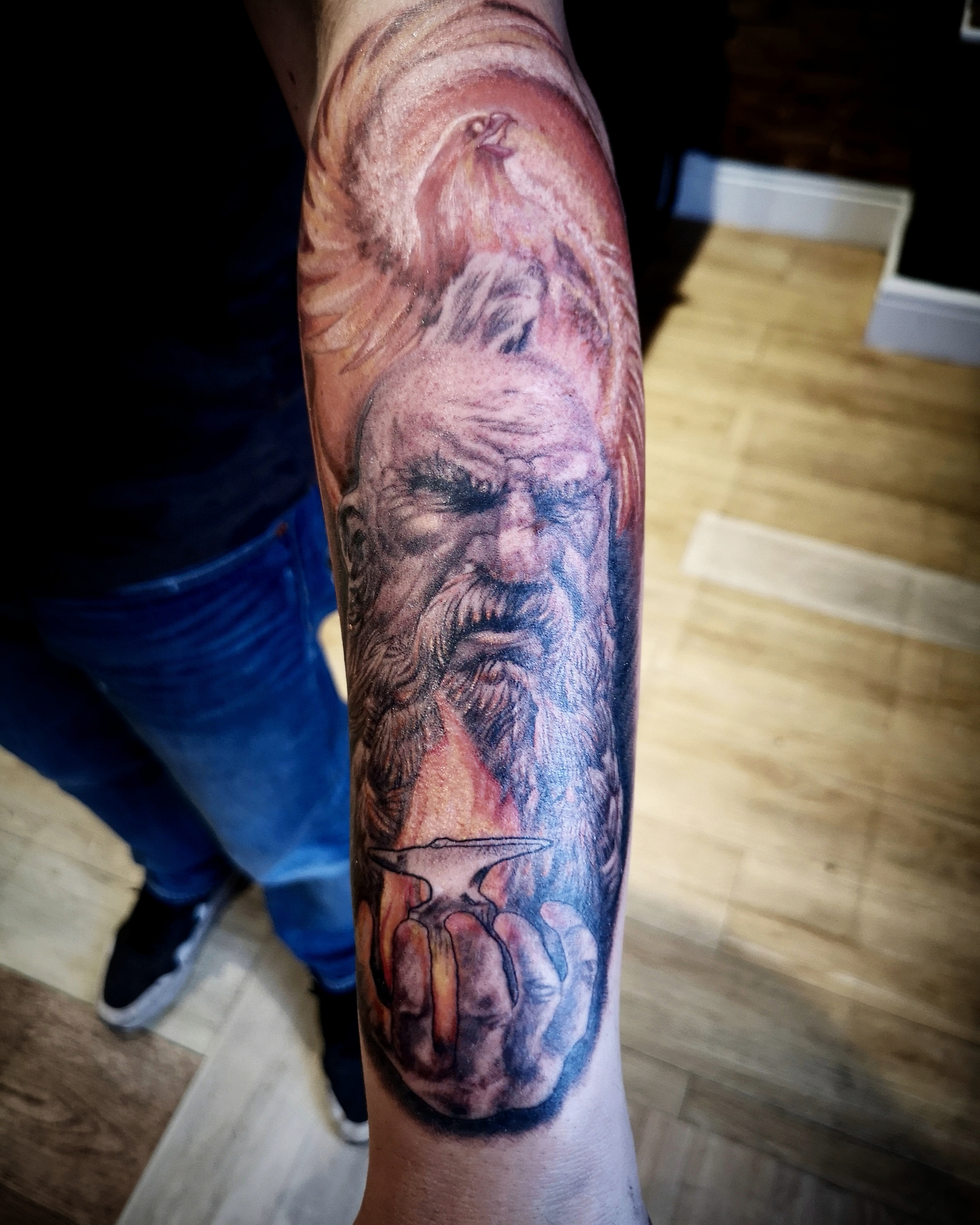 Blacksmith Tattoo