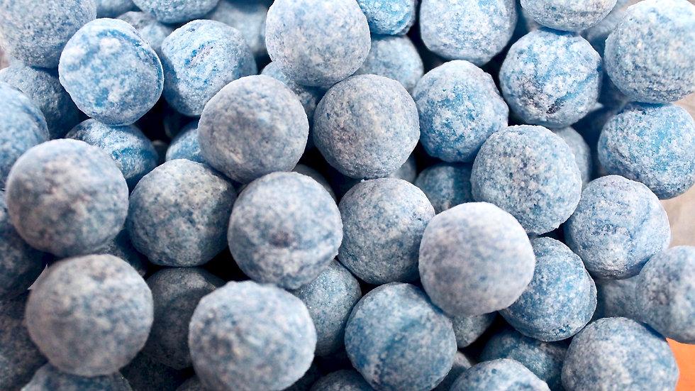 Blue Raspberry Fizz Balls