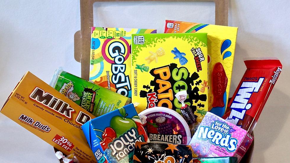 American Candy Box