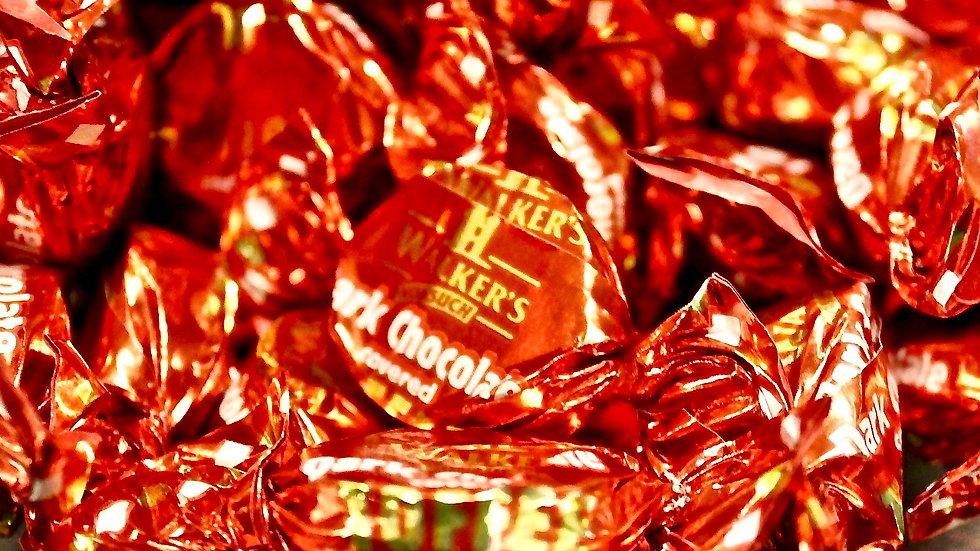 Walkers Dark Chocolate Toffees