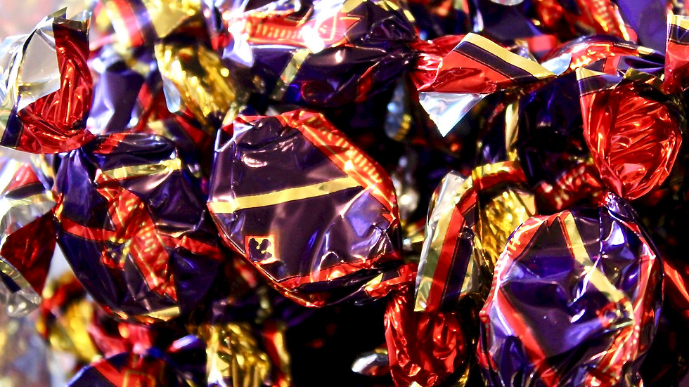 Rich Treacle Toffees