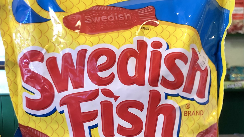 Swedish Fish Mini - Club Pack