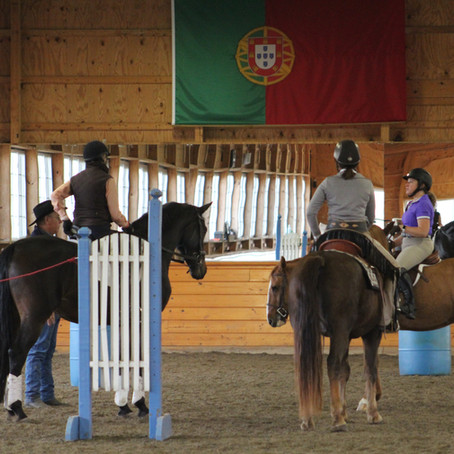 Refinement Class (Horsemanship Two)