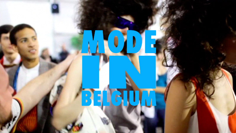 MODE IN BELGIUM