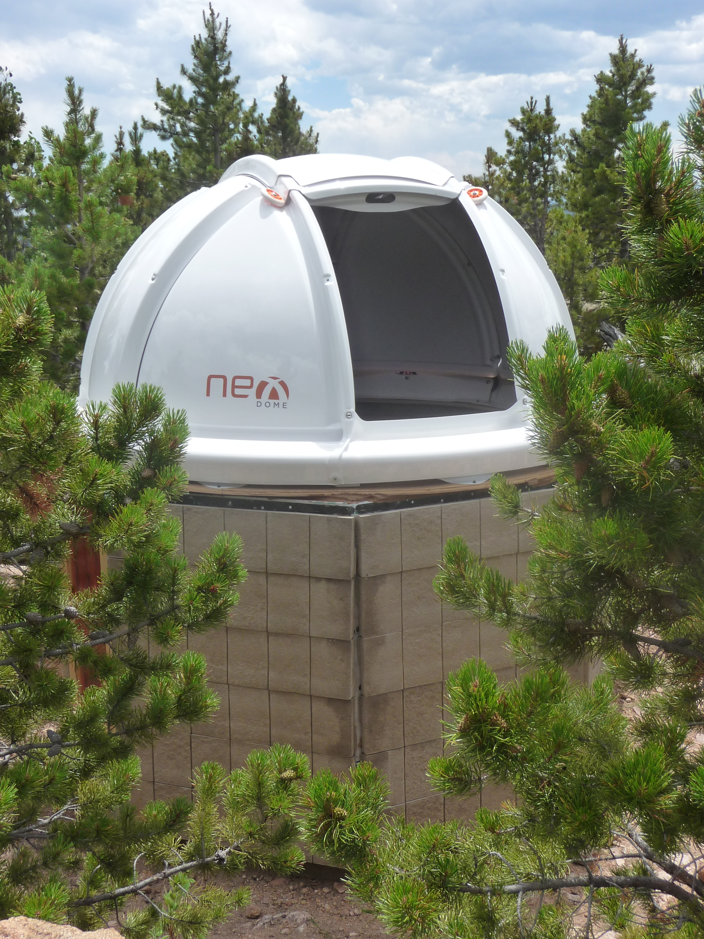 Nexdome Observatory South July 2016