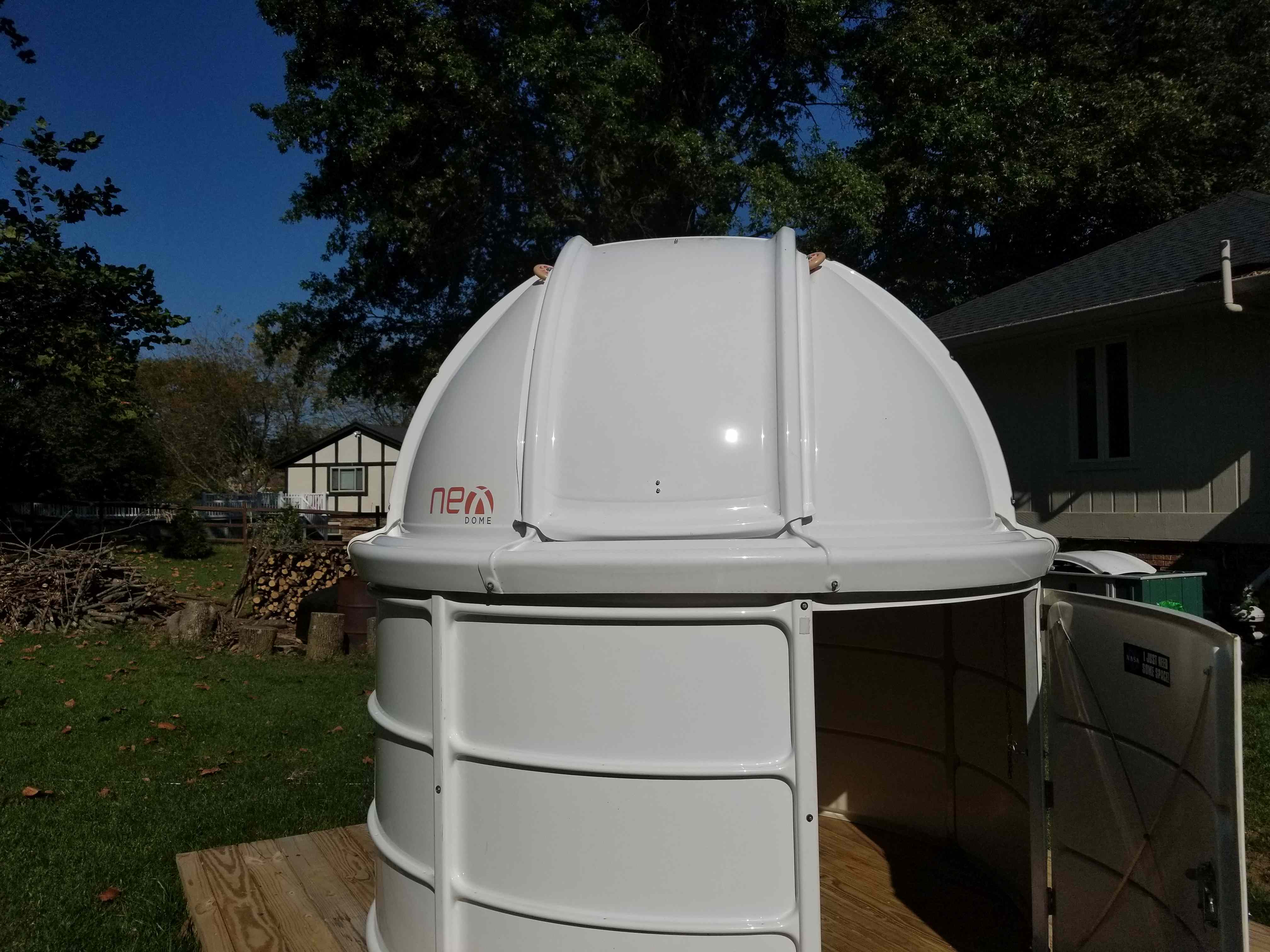 My NexDome Personal Observatory