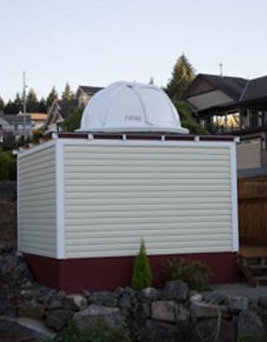 NEXDOME 2.2M - 8' OBSERVATORY - DOME & RING