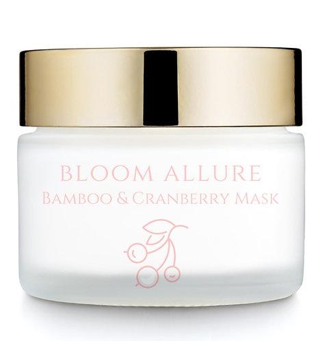 Bamboo & Cranberry Oxygen Mask