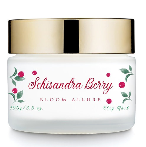 Schisandra berry Clay Mask