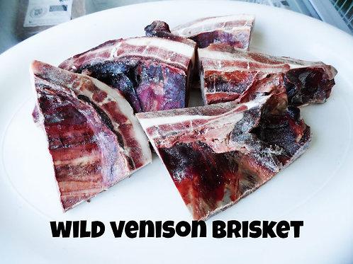 Wild Venison Brisket