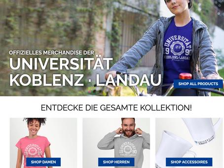 Unishop geht auch online an den Start