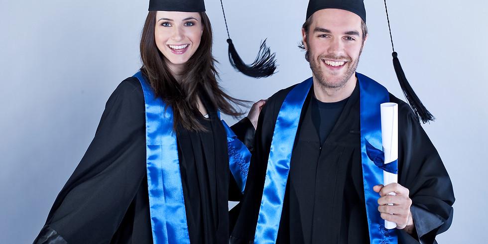 Absolventenfeier Fachbereich 8: Psychologie
