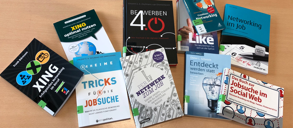 """""""Bewerben, Xing, Networking, Jobsuche im digitalen Zeitalter"""""""