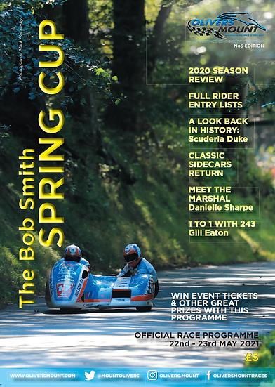 Spring Cup 2021 Program - B5