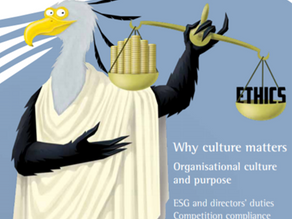Fiduciary duties - ESG and the risk of director negligence