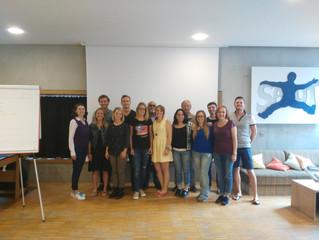 """""""Youth Ideas into Action"""" – A doua întâlnire transnațională a proiectului"""