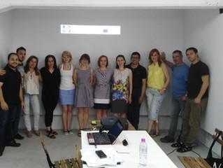 """A patra întâlnire transnațională a proiectului """"Up-skilling Europe"""" a fost un succes"""