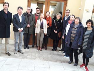 Proiectul DEMOS- a doua întâlnire transnațională