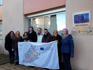 A treia întâlnire transnațională a proiectului EnChance