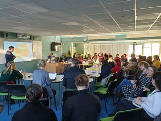 Proiectul DEMOS- a cincea întâlnire transnațională