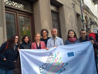 A doua întâlnire transnațională a proiectului EnChance
