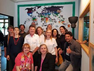Proiectul RISE- a treia întâlnire transnațională