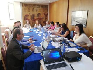 Proiectul HWE4CCN – prima întâlnire – Cipru, noiembrie 2019