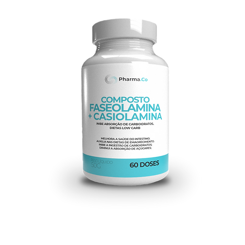 COMPOSTO FASEOLAMINA + CASIOLAMINA