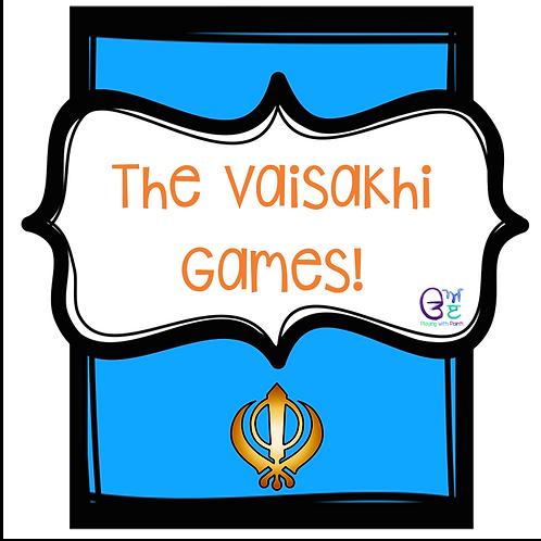 The Vaisakhi Games
