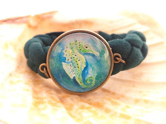Armband, Seepferdchen