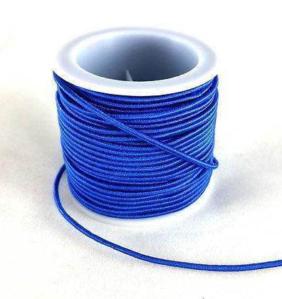 Elastik Schmuckdraht, royal blue