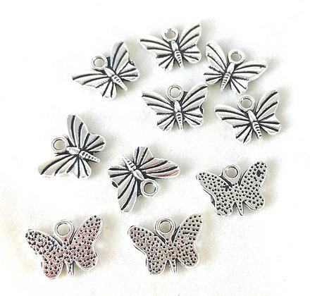 Anhänger, Schmetterling