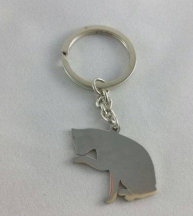 Schlüsselanhänger, Katze