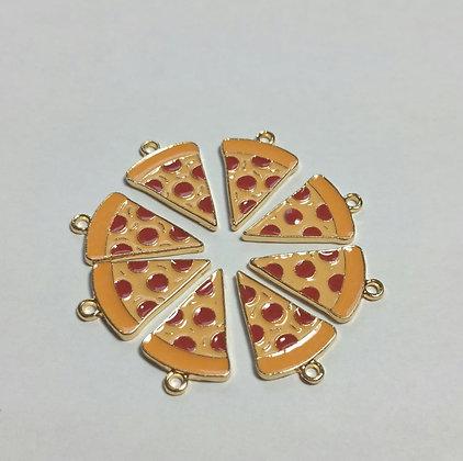 Anhänger, Pizza