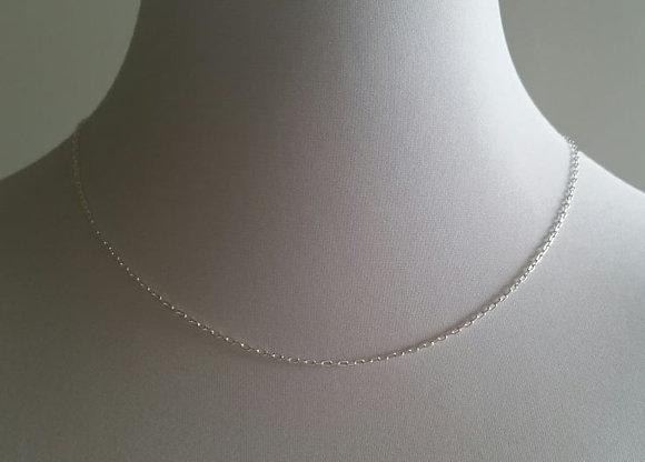 Halskette, 925 sterling silber