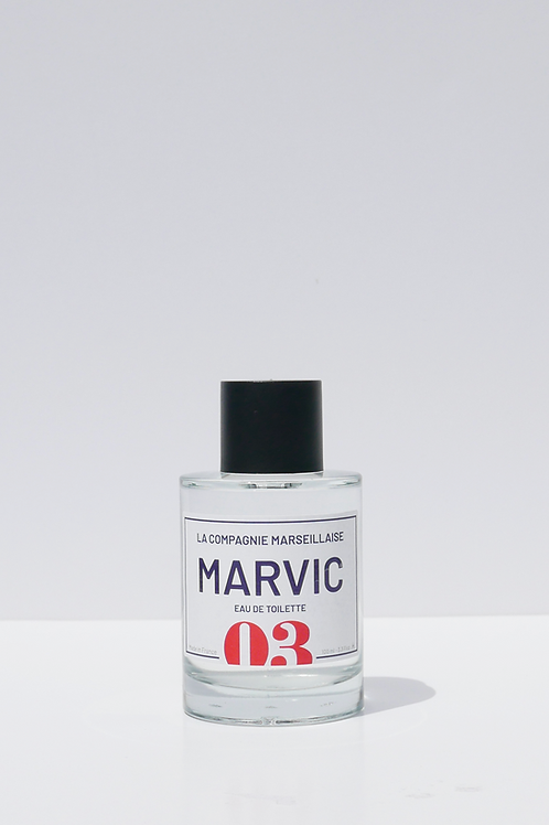 Marvic 3 - Eau de toilette