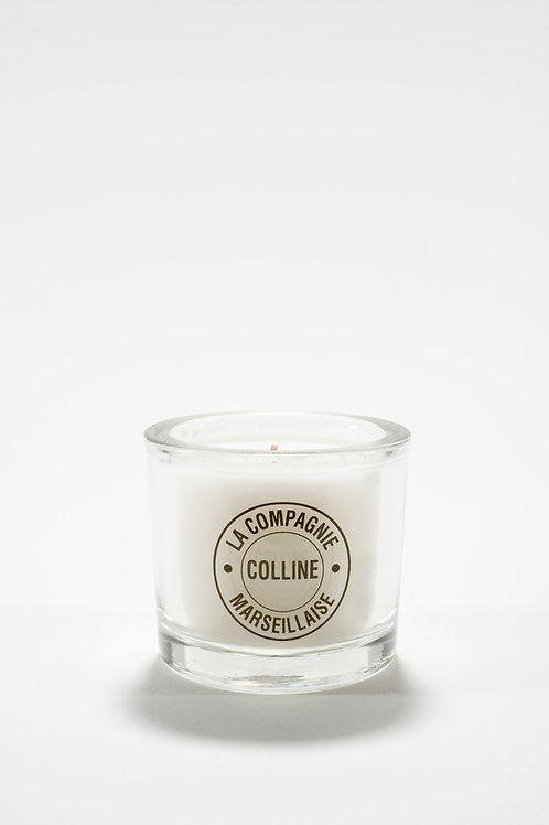 Colline - Bougie parfumée