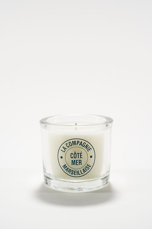 Côté mer - Bougie parfumée