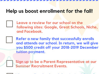 Register Your Child Today!
