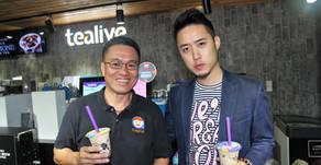 Thank you Tealive Malaysia