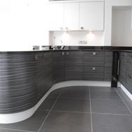 Kitchen by Metris, with granite worktop