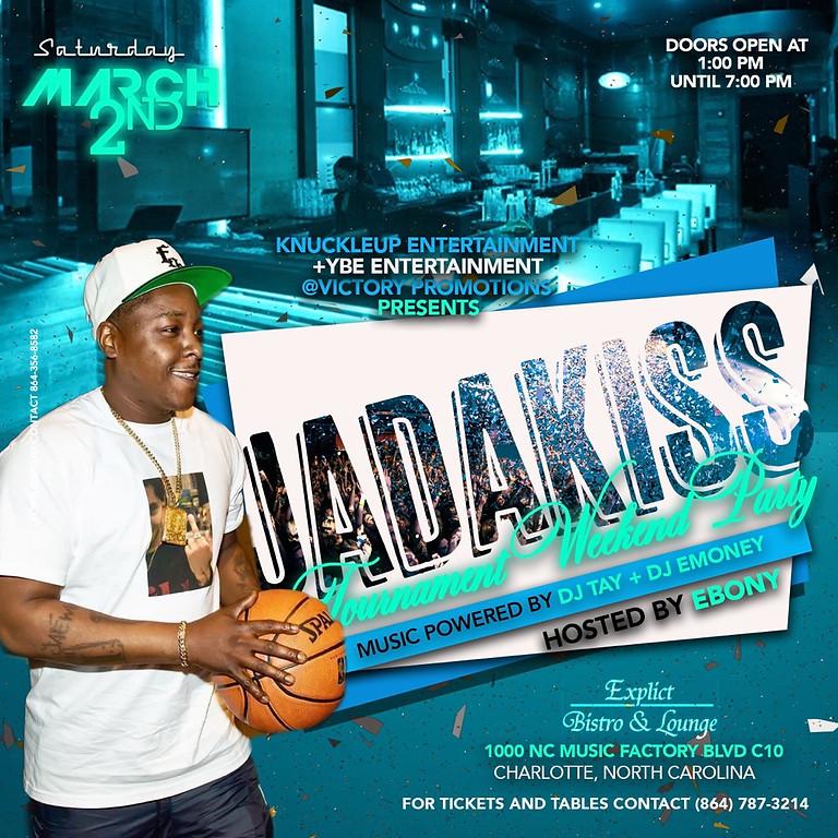 JadaKiss  Live NC Music Factory