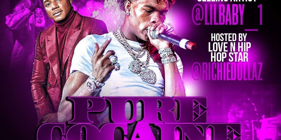 PURE COCAINE UNCUT EDITION FEAT. LIL BABY